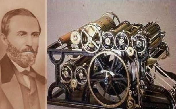 penemu mesin cetak