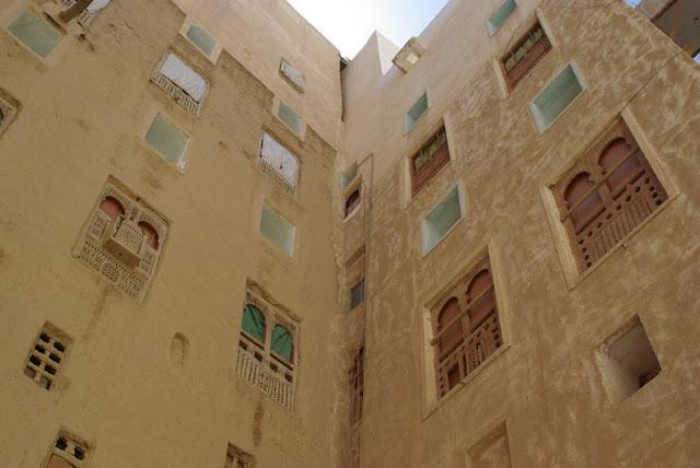 العالم - مدينة شبام في اليمن : أرض أقدم ناطحات السحاب في العالم Shibam-8%255B2%255D