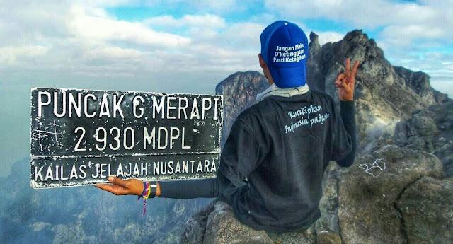 Hasil gambar untuk pendakian gunung merapi