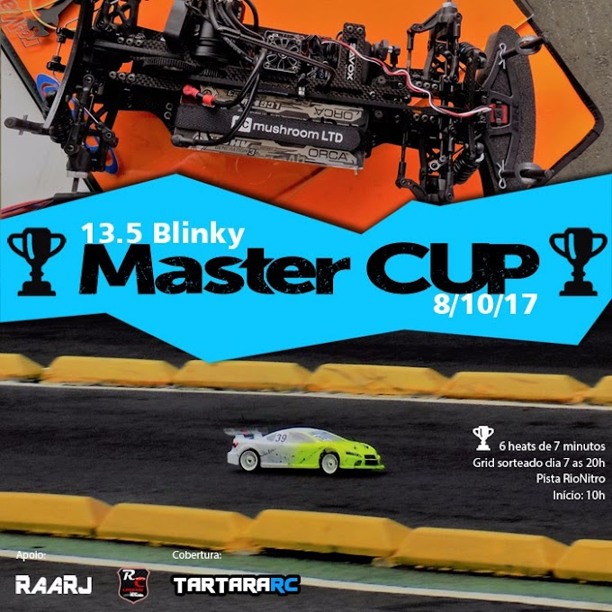 I Master Cup EP 13.5 Blinky