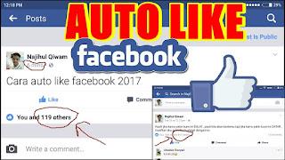 Kumpulan Autolike Facebook Februari dan Maret 2018