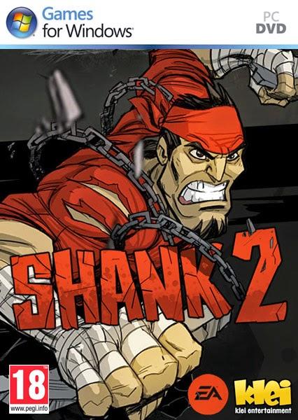 capa do jogo Shank 2