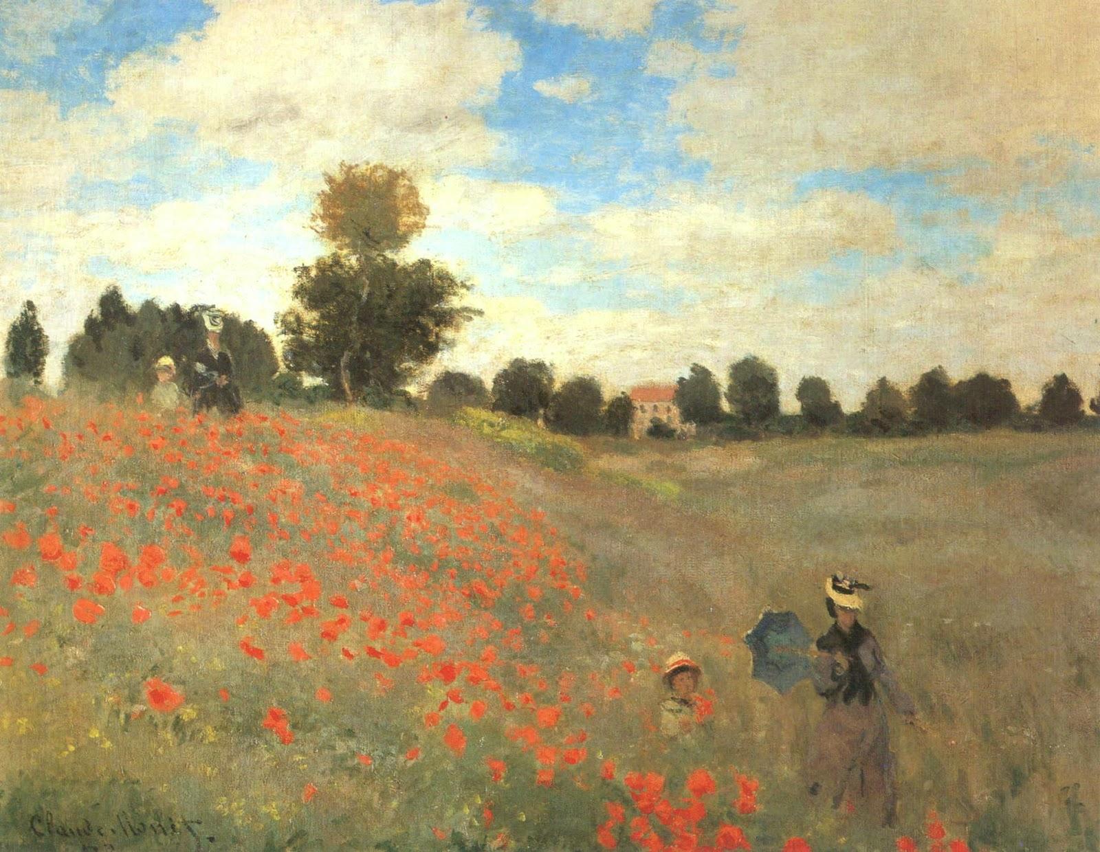 Claude monet impressionist plein air painter part 2 for Claude monet impressionist paintings