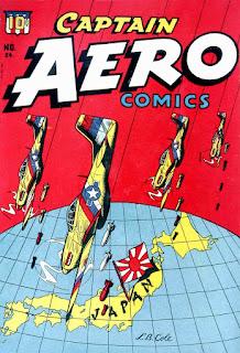 Captain Aero 24 cover