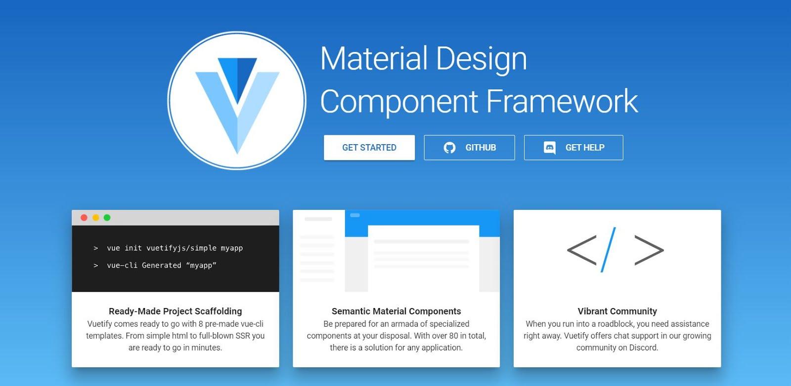 Mengubah Icon Font di Vuetify dari Material Icon menjadi Material