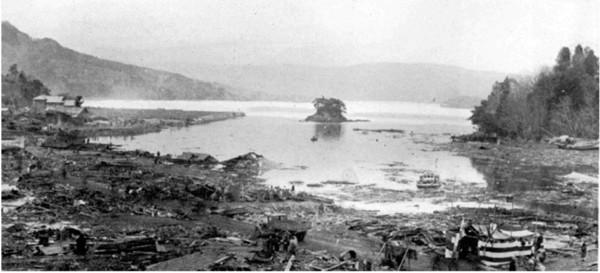 Hình ảnh 10 trận động đất gây sóng thần hủy diệt trong lịch sử nhân loại số 5