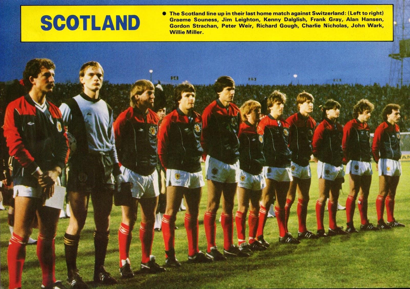 1983 in Scotland