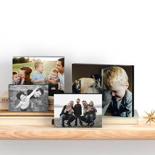 Family Photos in Frames