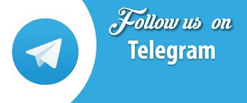 Follow me On Telegram