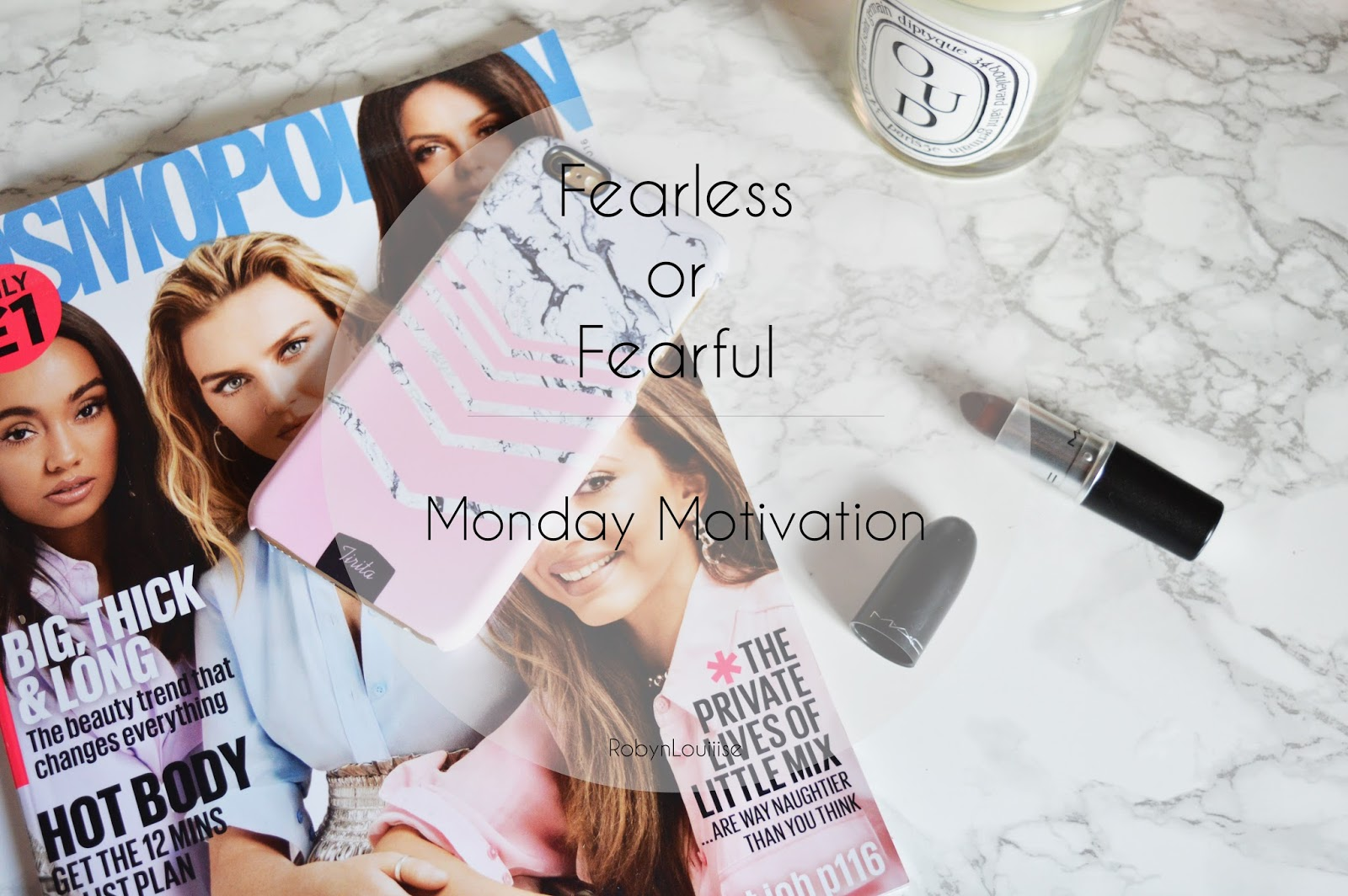 Fearless, Fearful, Monday Motivation, Inspire