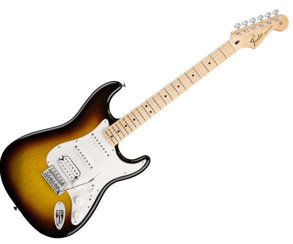dan  Guitar fender Standard Stratocaster