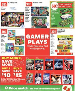 Toys R Us weekly Flyer December 1 - 7, 2017