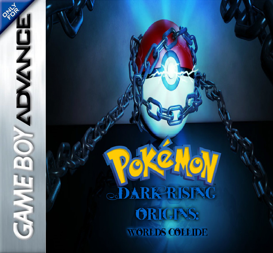 Pokemon Dark Rising Origins - Worlds Collide