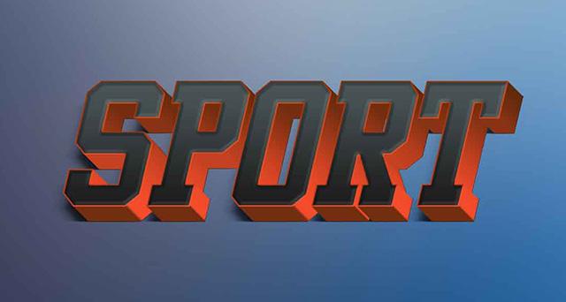 3D-Sport-Text-Effect