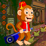 Games4King Labour Monkey Rescue
