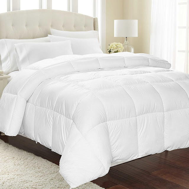 Amazon: Equinox Alternative Goose Down Comforter only $25 (reg $60) + free shipping!