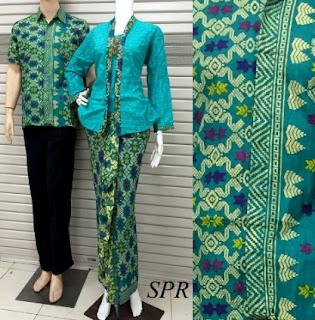model rok batik pasangan kebaya