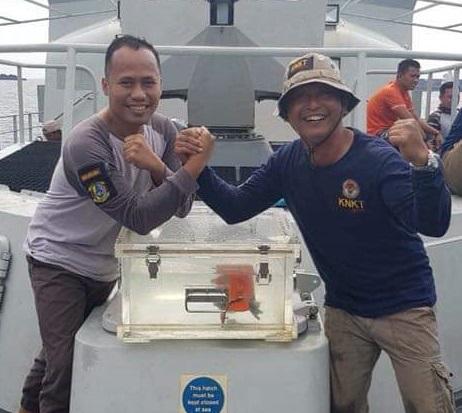 Wow! Putra Toraja Ini, Kepala Departemen Operasi KRI SPICA 934 dalam Penemuan CVR Lion Air JT 610