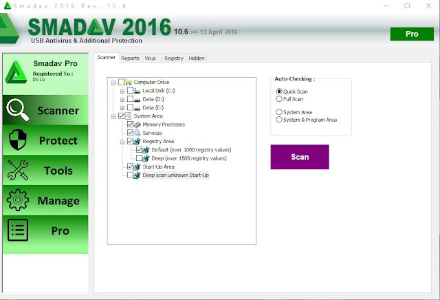Smadav 10.6 Pro Full Keygen