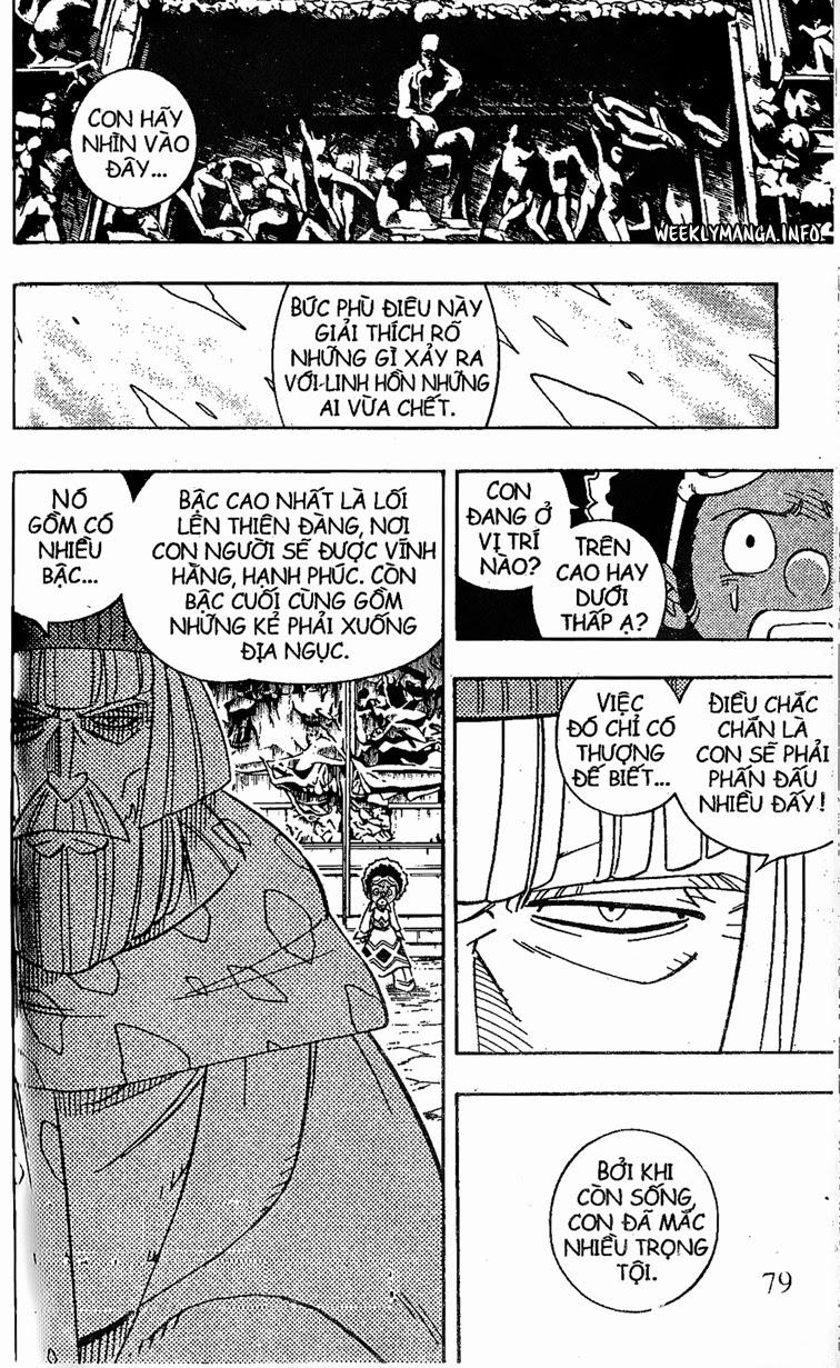 Shaman King [Vua pháp thuật] chap 195 trang 3