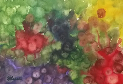 Abstract Watercolor - JKeese