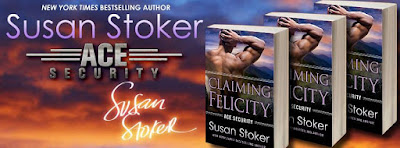 Claiming Felicity: Ace Security Book 4, Susan Stoker