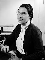 Rosa Parks Anti-Rape Activist