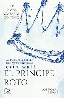 Resultado de imagen de el principe roto erin watt