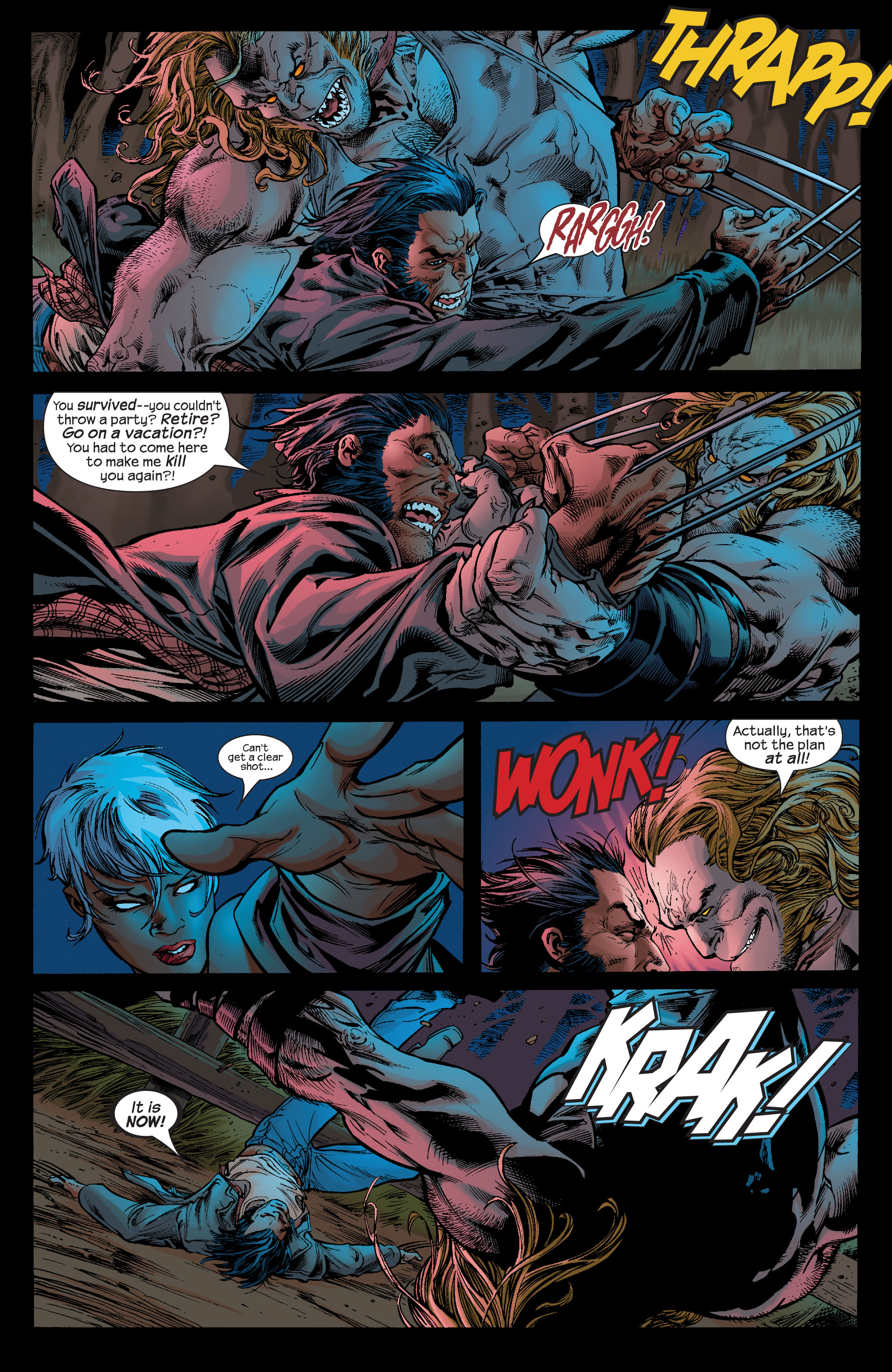 Read online Ultimate X-Men comic -  Issue #67 - 7