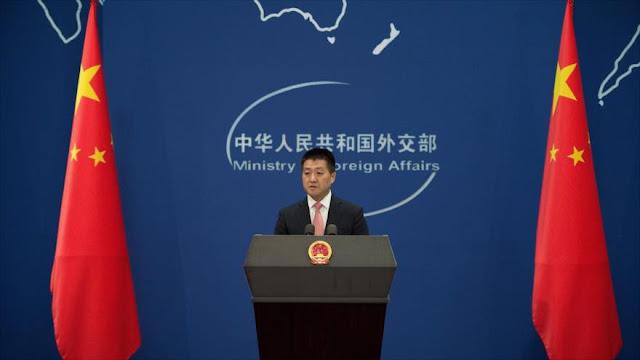 China advierte a Trump que no se acerque más a Taiwán