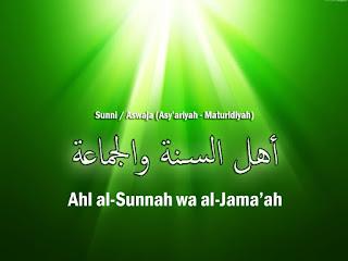 Aqidah Ahlusunnah Waj Jama'ah