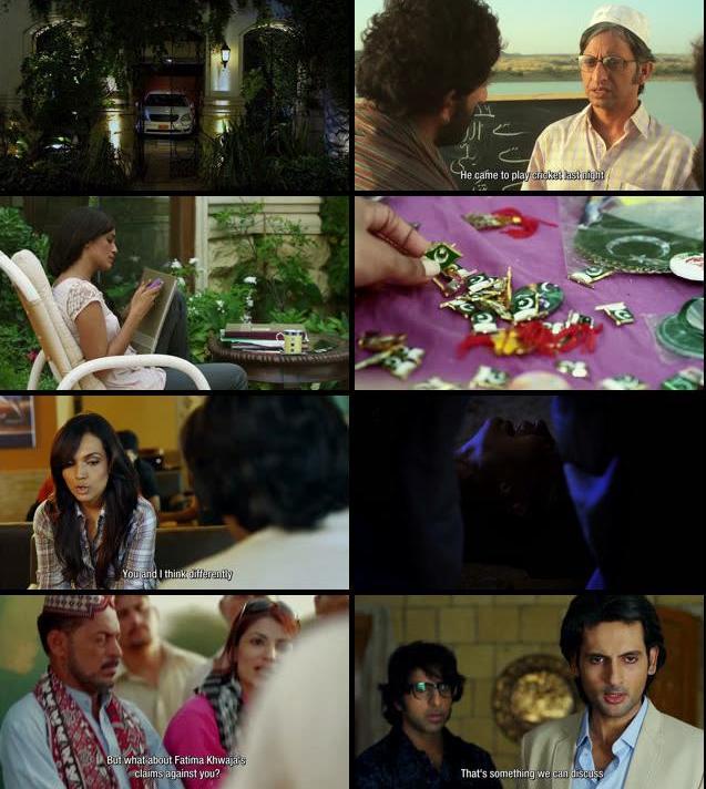 Josh 2013 Urdu 720p HDRip