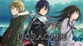 Noragami - Episódio 01