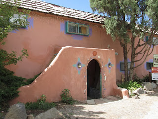 arrolyo seco nm hostel