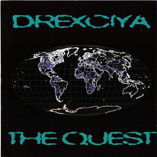 raritass: Drexciya - The Quest (1997) Lossless 2 CD