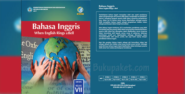Bahasa Inggris Kelas 7 Kurikulum 2013 Revisi 2017