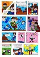 Fumetto Alessandro Comandatore - Pagina 8