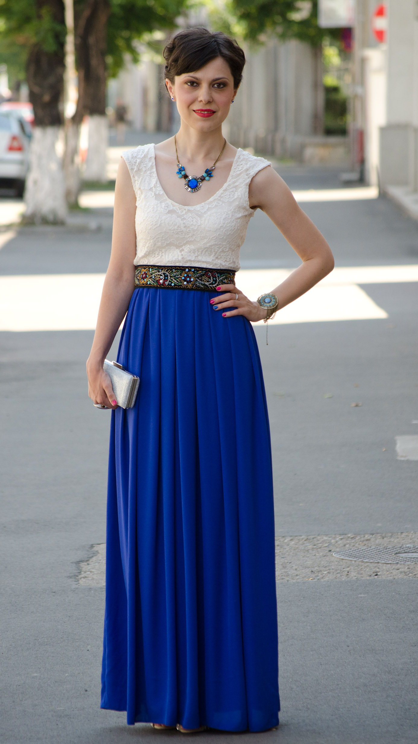 Fancy Maxi Dresses For Weddings Saddha