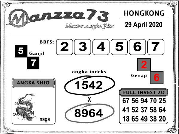 manzza73 hongkong