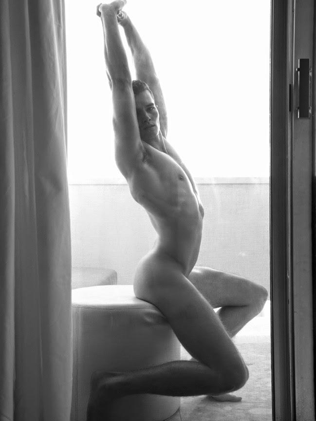 Nude Tony Lopez