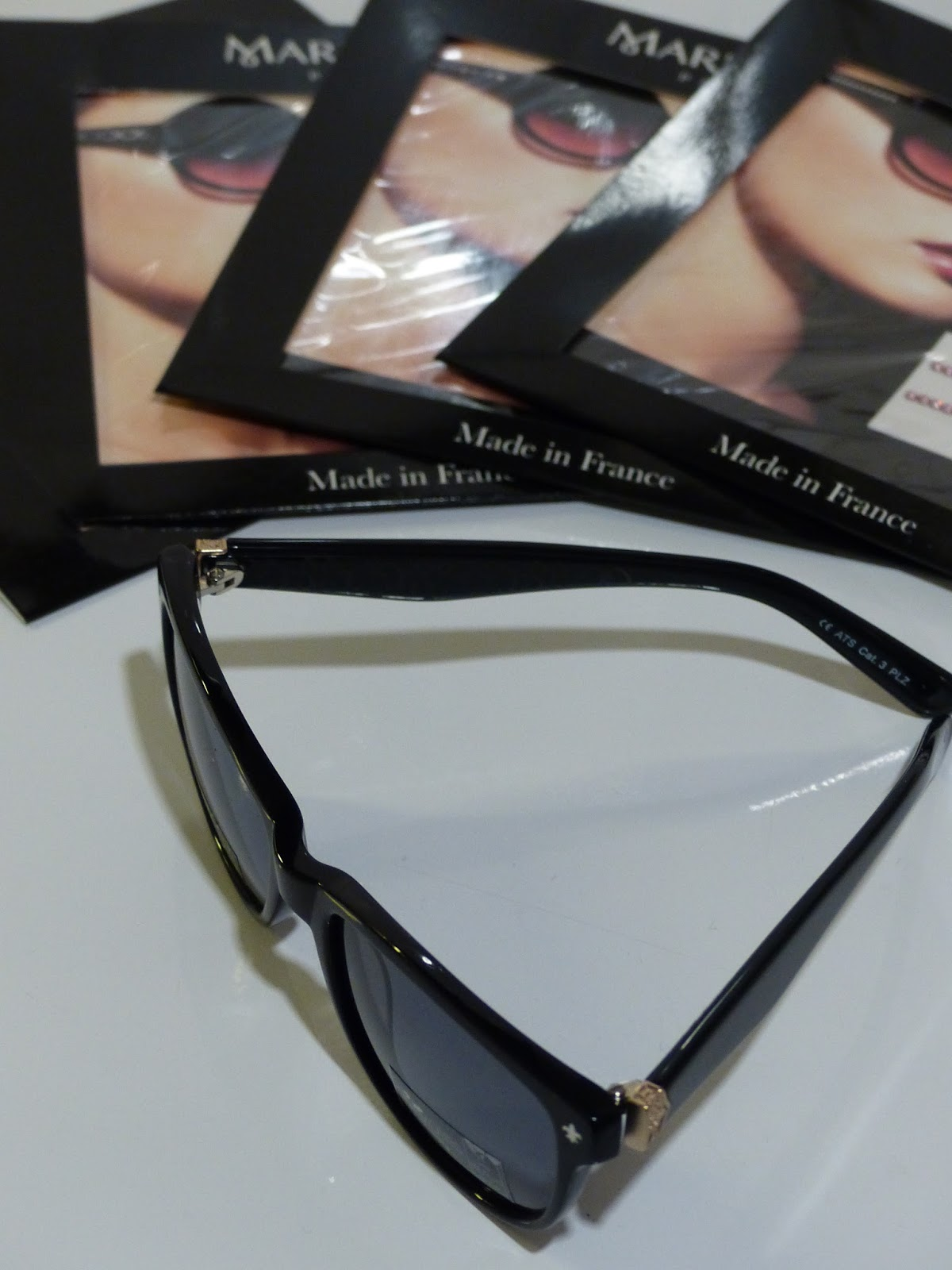 Collection exclusive de bijoux de lunettes pour Lissac par Marbella  (concours inside) 90ddb0168080
