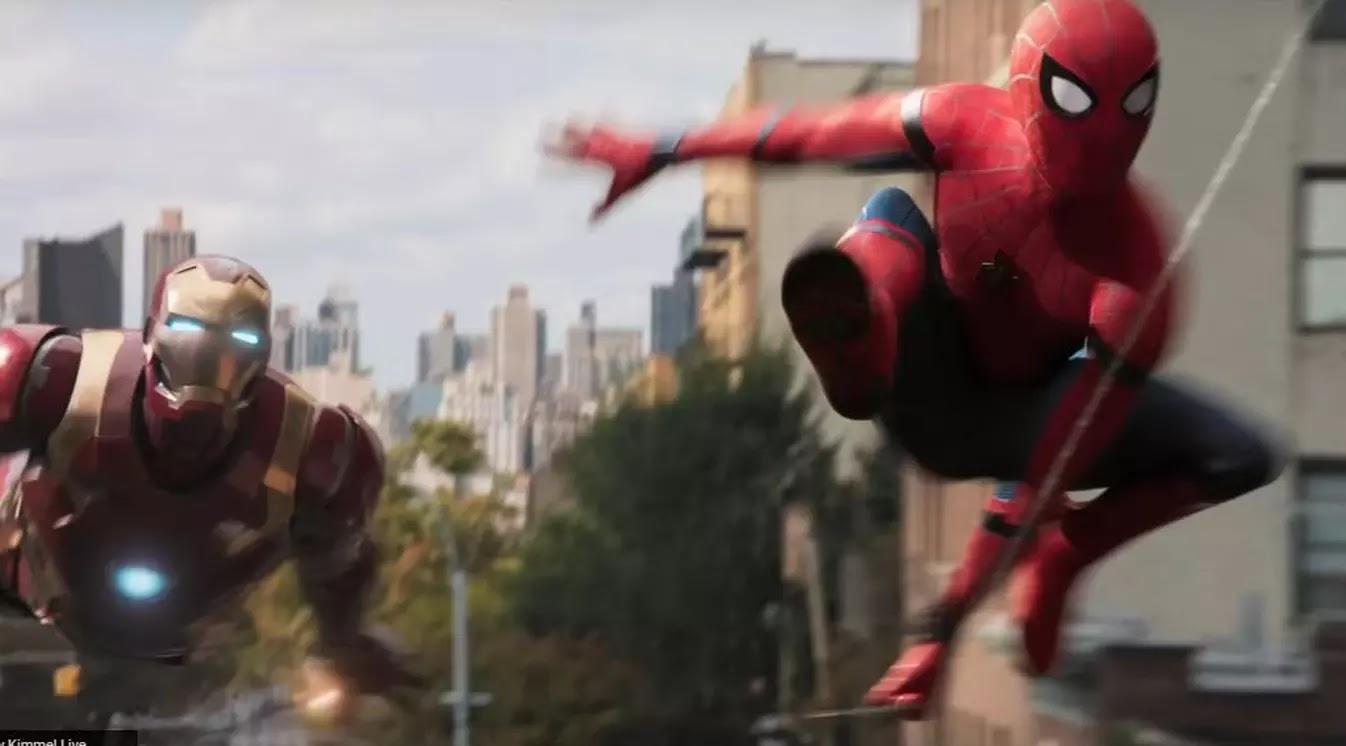 Bocoran Kemunculan Spider-Man di Avengers: Infinity War