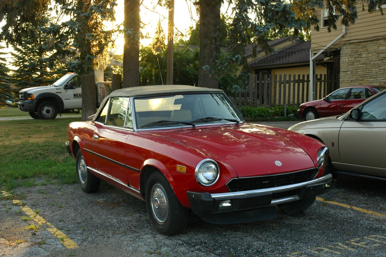 1979 fiat 124 sport spider related infomation specifications weili automotive network. Black Bedroom Furniture Sets. Home Design Ideas
