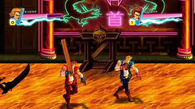 Double Dragon Neon game pc apk a