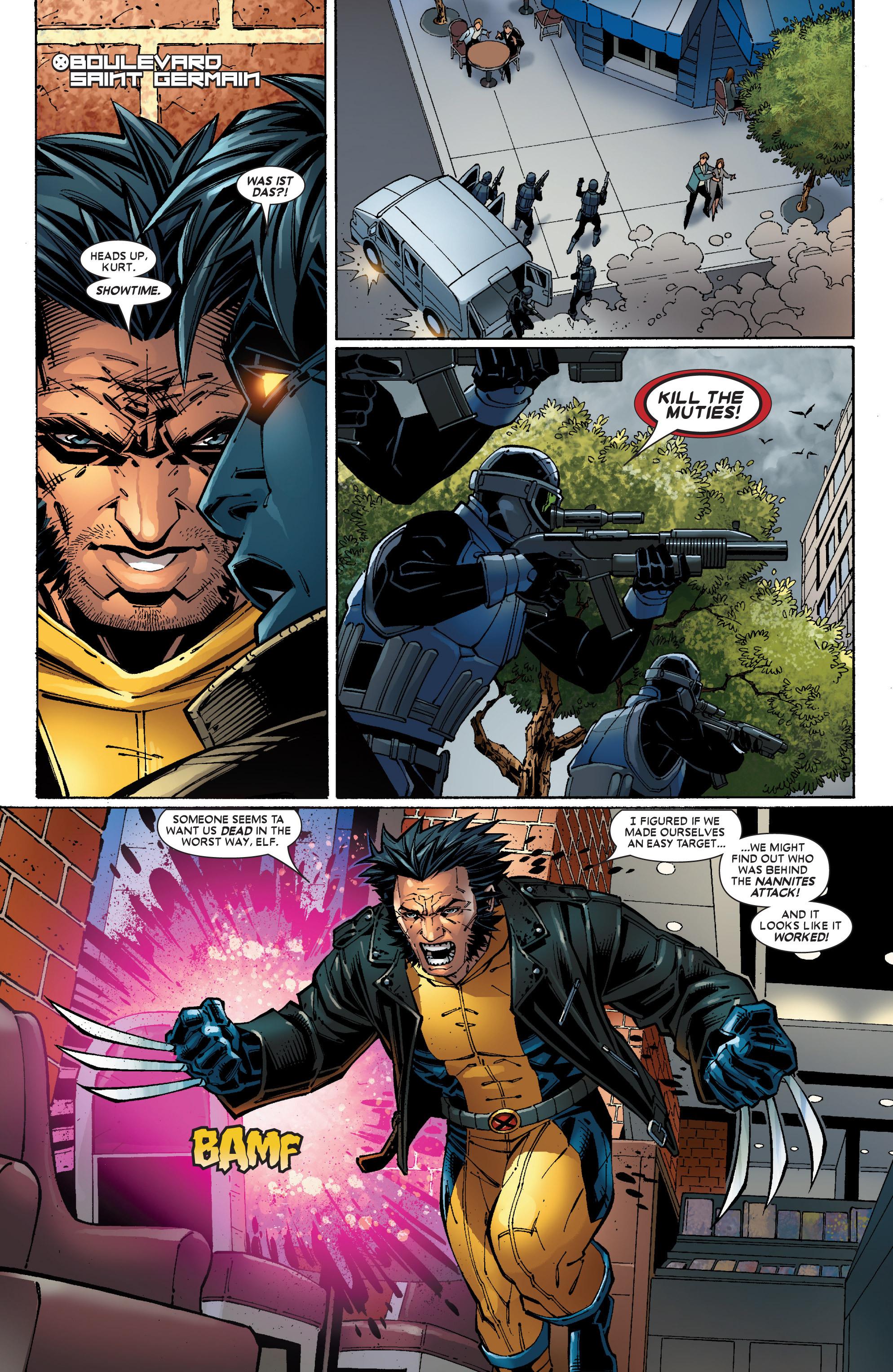 Read online Uncanny X-Men (1963) comic -  Issue #453 - 22