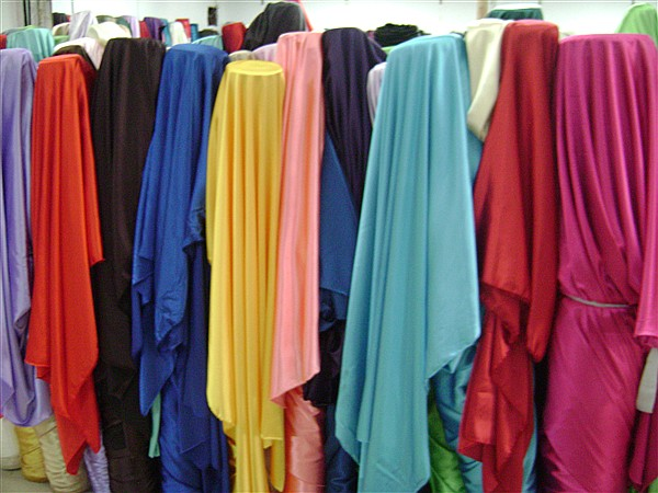 Different Types Of Silk Material