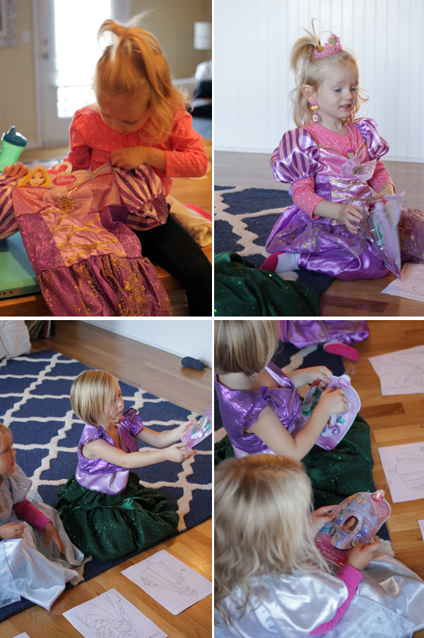 Princess Costume Party for Sleeping Beauty! #DisneyBeauties #shop #collectivebias