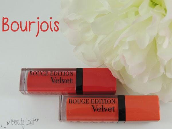 revue avis test bourjois rouge edition velvet