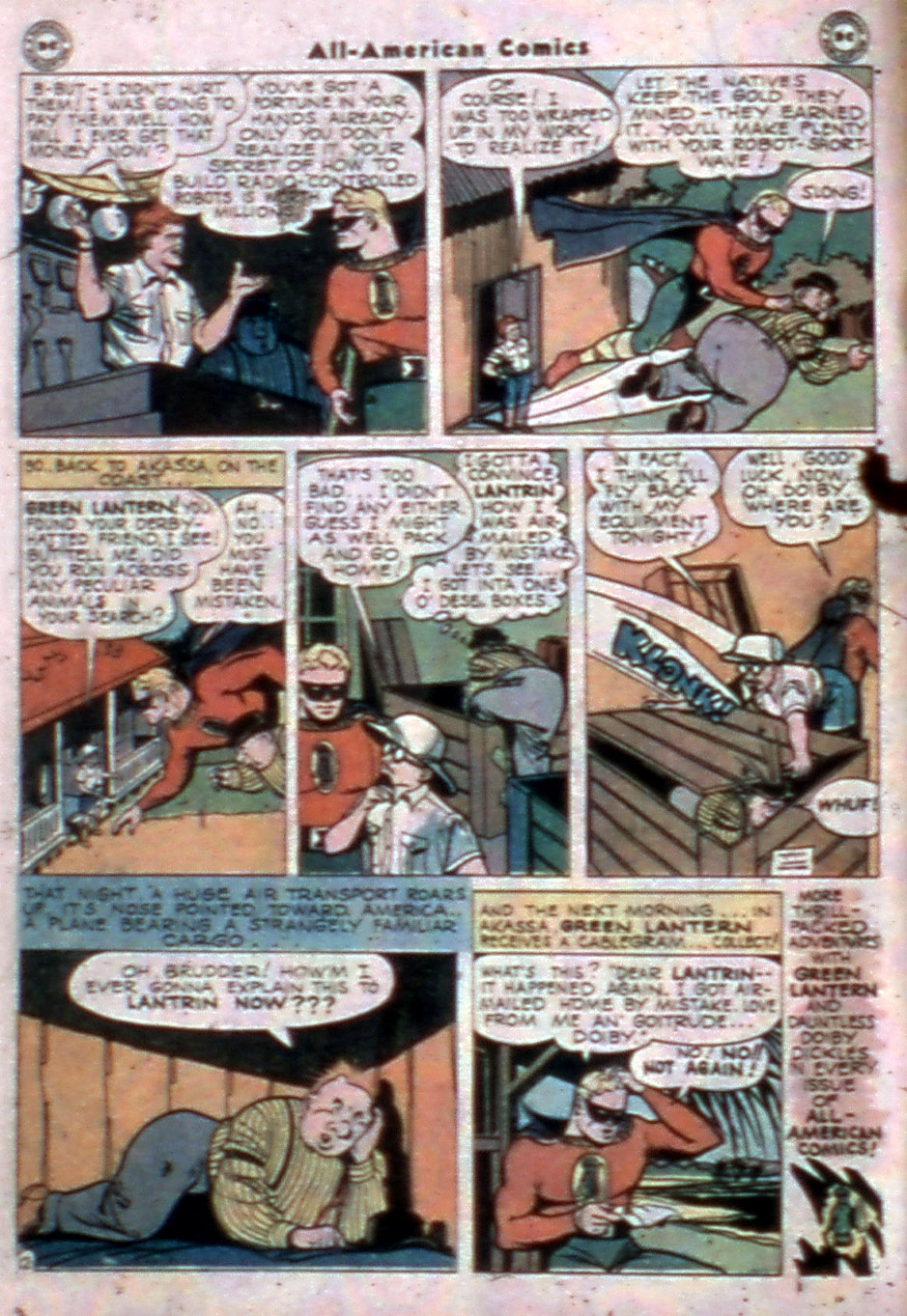 Read online All-American Comics (1939) comic -  Issue #77 - 14