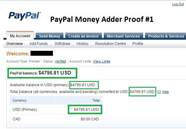 Paypal To Real Money